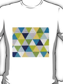 Triangle quilt T-Shirt