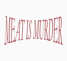 MEAT IS MURDER by Davies72