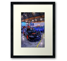 Evo view Framed Print