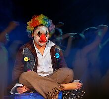 the sad clown by Loreto Bautista Jr.