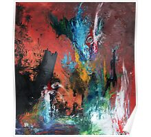 Balance - Abstract Painting 1  Poster