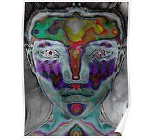 Heterochromia  Huntress  Poster