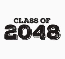 Class of 2048 Kids Clothes