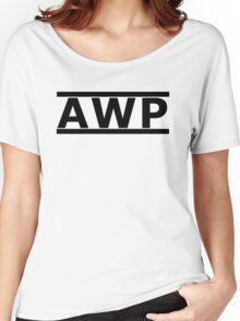 Counter-Strike AWP (vThree) Women's Relaxed Fit T-Shirt
