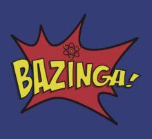 Bazinga! 2 by damdirtyapeuk