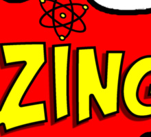 Bazinga! 2 Sticker