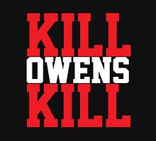 Kill Owens Kill (Red/White) T-Shirt