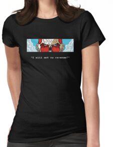 Revenge on Titan Womens Fitted T-Shirt