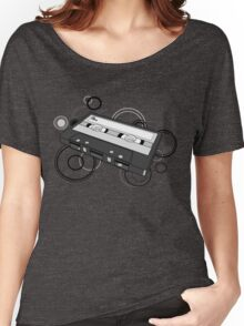 Cassette Series Nr. 1, Second edition Women's Relaxed Fit T-Shirt
