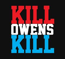 Kill Owens Kill (Red/White/White) T-Shirt