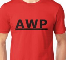 Counter-Strike AWP (vTwo) Unisex T-Shirt