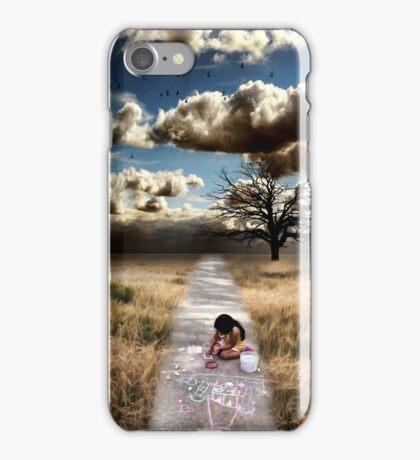 Oblivious... iPhone Case/Skin