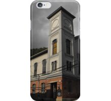 Congdon Street Church, Providence iPhone Case/Skin