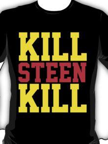Kill Steen Kill (Red/Yellow) T-Shirt