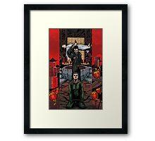 Arrow Year Three Framed Print