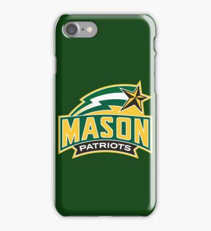 George Mason University iPhone Case/Skin