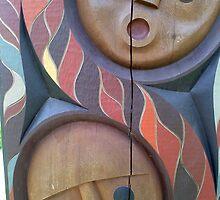 secret totem pole messages by elh52
