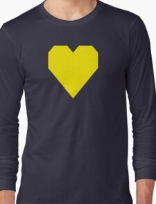 Canary Yellow  Long Sleeve T-Shirt