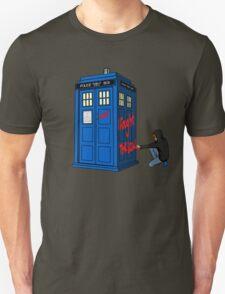 The Doctor Parked His Tardis Down Splott T-Shirt
