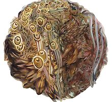 Feathers Glump by Karl Frey