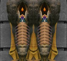 The Elders  by Yampimon