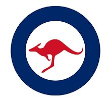 Royal Australian Air Force - Roundel by wordwidesymbols