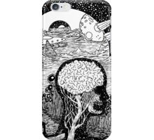 Paradox Moon iPhone Case/Skin