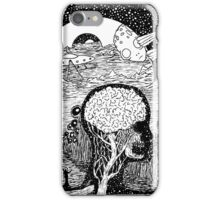 Paradox Moon iPhone Case/Skin