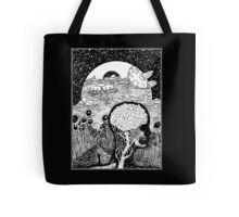 Paradox Moon Tote Bag
