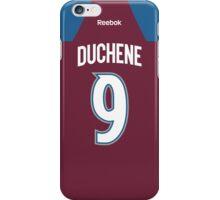 Colorado Avalanche Matt Duchene Jersey Back Phone Case iPhone Case/Skin