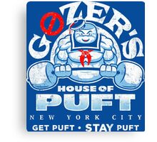 House of Puft Canvas Print