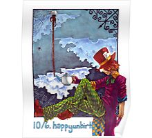 Happy Unbirthday Poster