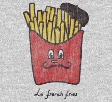 Le French fries Kids Clothes