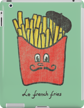 Le French fries by Budi Kwan