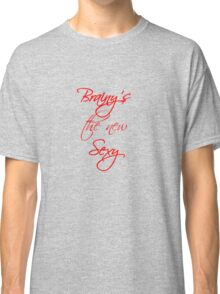 Brainy's the New Sexy Classic T-Shirt