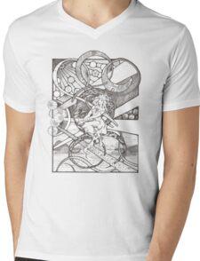 Too much Mucha Mens V-Neck T-Shirt