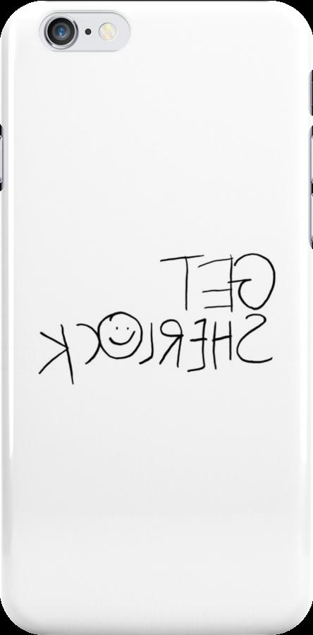 Get Sherl☺ck (Mirror) by Deastrumquodvic