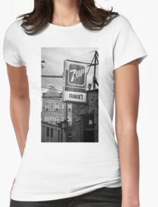 Binghampton, New York - Frankie's Tavern Womens Fitted T-Shirt