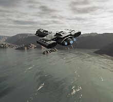 Ocean Cruise by algoldesigns
