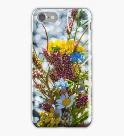 Bouquet in the Bokeh iPhone Case/Skin