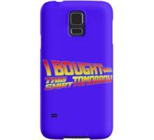 FUTURE SHIRT  Samsung Galaxy Case/Skin