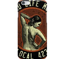 United Life Models iPhone Case/Skin