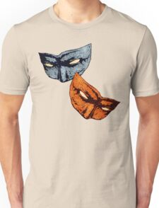 Hazard Sibling Masks T-Shirt