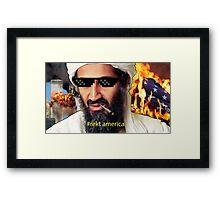 Uncle Osama Mlg Framed Print