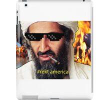 Uncle Osama Mlg iPad Case/Skin