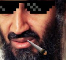 Uncle Osama Mlg Sticker