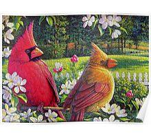 Springtime Lovers Poster