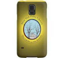 Guardian of the NYC Library * Samsung Galaxy Case/Skin