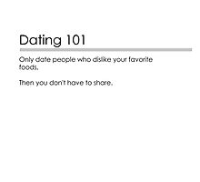 Dating 101 by aoliviab