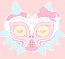 Hello Kitty Mask by AstralLamb